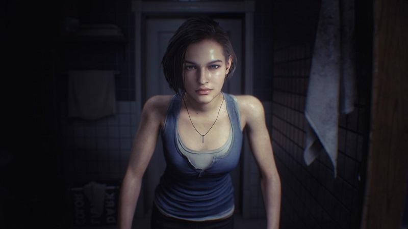 Resident Evil 3 krótki